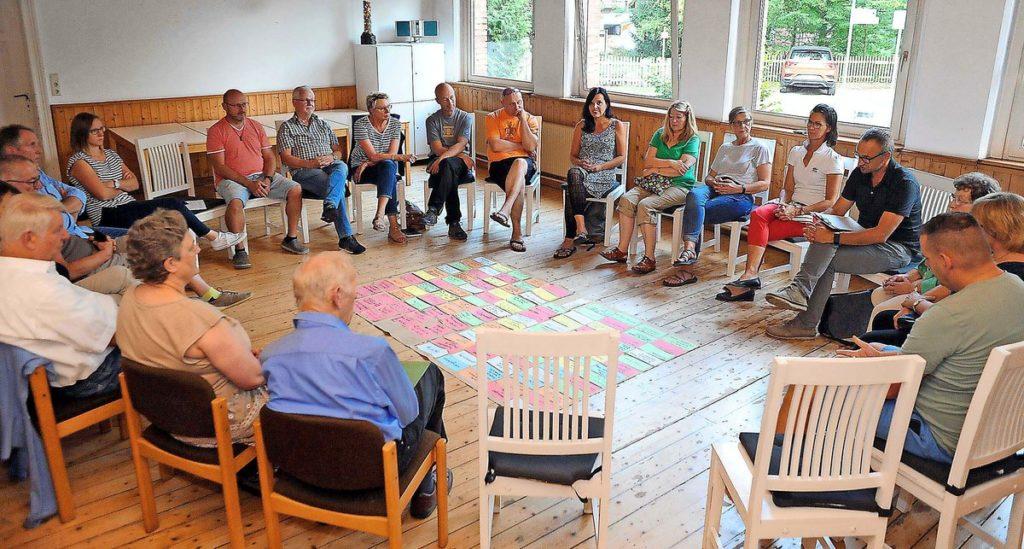 Arbeitskreis Im Dorfleben @ Gemeindehaus